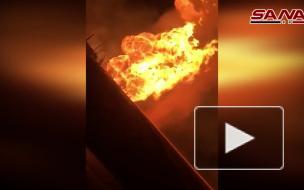 Сирийские власти назвали теракт причиной взрыва на газопроводе