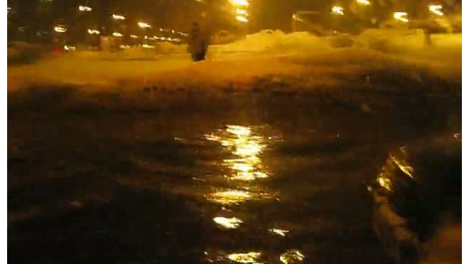 Крещенские купания для авто на Бухарестской