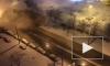 Видео: Фонтан кипятка на Ветеранов бил на высоту нескольких этажей