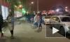 Видео: жители Мурино стоят с канистрами за водой после отключения водоснабжения