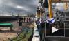 """Видео: в Ломоносове сдают опытовое судно """"Ладога"""""""