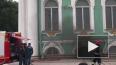Очевидцы: в здании Эрмитажа начался пожар, МЧС на месте