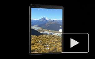Названа дата выхода гибкого смартфона Samsung Galaxy Fold