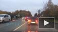 Очевидцы: на Волхонском шоссе сбили пешехода