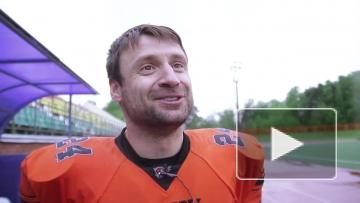 """Иван Стельмах: """"Я вернулся в футбол из-за Грифонов"""""""