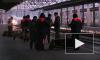 Флаги, дворники и носильщики. В Петербург на «Сапсане» прибыл наследный бельгийский принц Филипп
