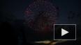 Видео: салют в День Ленинградской области в Выборге
