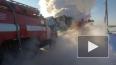 В Омской области при пожаре погибли 5 приемных детей