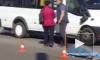 В Смоленске женщину насмерть сбила маршрутка, а затем переехал ВАЗ на пешеходном переходе