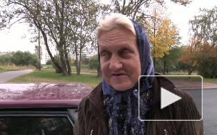 Машина стала домом для троих петербургских пенсионеров