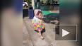 Видео с ходящей девочкой без головы собрало миллионы ...