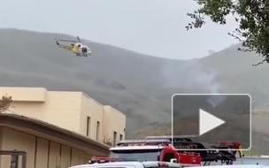 Густой туман мог стать причиной крушения вертолета Коби Брайанта
