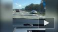 Видео: Недалеко от завода Hyundai грузовик столкнулся ...