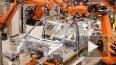 В Германии на заводе Volkswagen бесконтрольный робот ...