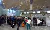 """Пассажиры задержанного на 18 часов рейса Петербург-Нячанг ждут регистрацию в """"Пулково"""""""