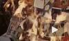 451 градус по Фаренгейту. В Зеленогорске сгорел дотла книжный магазин