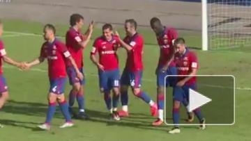 ЦСКА победил тульский «Арсенал» благодаря голу Тошича