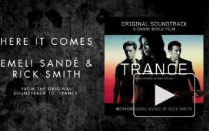 """Эмели Санде записала саундтрек к фильму """"Транс"""""""