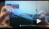 """В сети появилось видео """"погони"""" на Синопской набережной"""