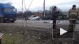 Ужасающее видео из Владимира: фура раздавила легковушку
