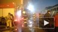 Видео из Казани: страшный пожар уничтожил рынок