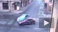 «Chevrolet» и «Hyundai» нашли друг друга на улице Ленина