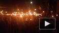 В Черкассах нацисты прошли с факелами по улицам города