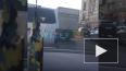 Видео: На Индустриальном проспекте иномарка вылетела ...