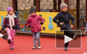 Видео: Выборгский детский сад № 3 стал лучшим в Ленобласти