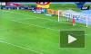 В Чили футболист с лету забил со своей половины поля