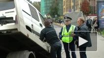 Эвакуаторы убирают в Петербурге лишь 10% автонарушителей