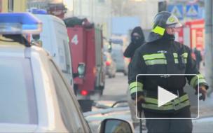 В Петербурге при пожаре на Херсонской улице погибли два человека