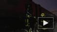 Появилось видео эвакуации пассажиров из горящей электрички ...