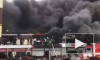 """Пожар в Казани: в полыхающем ТК """"Адмирал"""" из-за электропроводки погибли четыре человека, видео трагедии шокирует"""