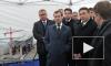 Пока Медведев катался по ЗСД, его 3 часа ждали под дождем на «Адмиралтейских верфях»
