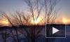 """Солнечное гало в Челябинске: очевидцы публикуют фото """"трех солнц"""""""