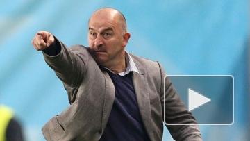 Черчесов главный тренер сборной России по футболу