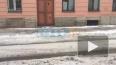 Житель Петербурга пожаловался на плохую уборку переулка ...
