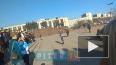 Видео: петербуржцы составилиживую открытку для ветеранов ...