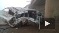 В Башкирии микроавтобус с пассажирами рухнул с 9 метрово...