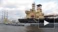 Петербург под угрозой наводнения. Дамбу закрывают