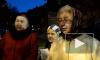 """На акцию против """"Матильды"""" собралось больше полиции, чем православных активистов"""