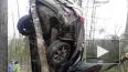 Иваново: В результате жуткого ДТП авто повисло на ...