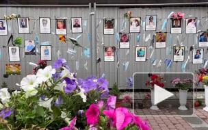 Стена памяти на Малой Садовой с начала пандемии выросла в несколько раз