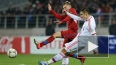 Молодежка России проиграла Испании на ЧЕ по футболу