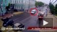 """В Рязани """"Газель"""" на ходу потеряла колесо. Происшествие ..."""