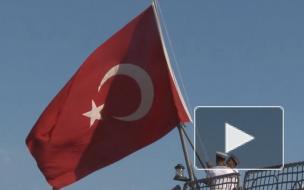Египетский фрегат уничтожил нарушивший границы страны турецкий военный корабль