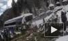 Страшные кадры из Сочи: На горнолыжном курорте 20-метровая сосна упала на сноубордистку