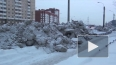 Снег вывозят во дворы. Ноу-хау Приморского района