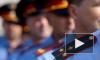 Петербуржцы задорно поздравили полицейских
